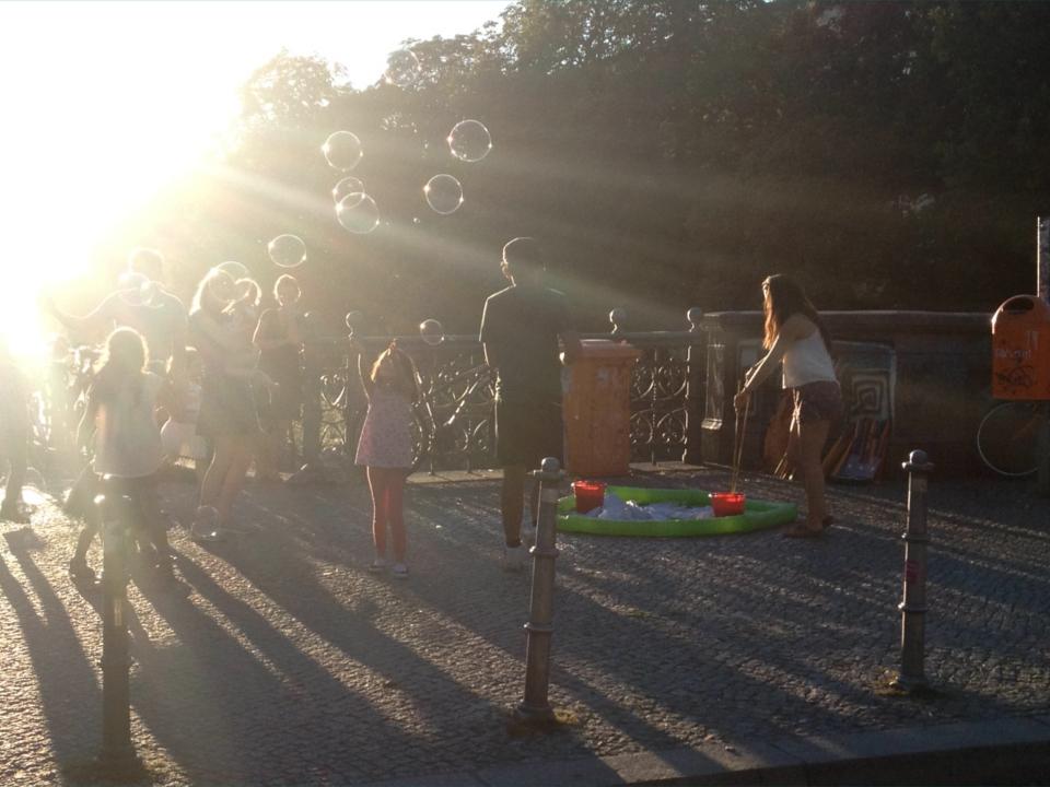 Friedrichshain-Kreuzberg: Eine Brücke zwischen Osten und Westen
